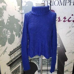 Arizona Thick Knit Turtleneck Sweater NWT Size XL